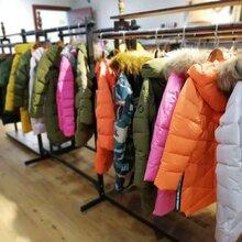 武汉汉正街童装男女童中长款羽绒服品牌折扣童装货源批发