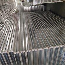 304不锈钢岩棉板南通岩棉不锈钢夹芯板生产厂家图片