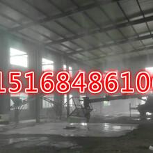 南通建筑工地塔吊喷淋降尘设备//围墙上的喷雾装置图片