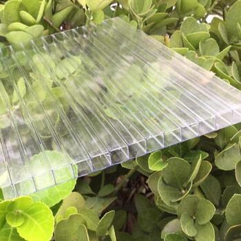渭南阳光板采光遮阳遮雨PC板厂家质量