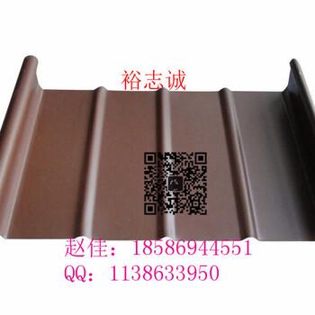 供应遵义铝镁锰屋面直立锁边系统65-430厂家直销