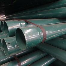 热浸塑电缆穿线管外贸出口图片