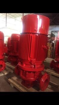 优质消防泵厂家XBD1.25/30-100L消火栓泵参数