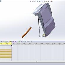 SolidWorksMotion裝配體進行精確模擬和運動單元的分析一對一圖片