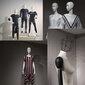 上海服裝道具模特店面假人電鍍玻璃鋼可定制造型圖片