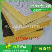 茂名龙飒玻璃棉毡建筑用龙飒防火图片