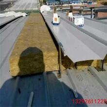 信阳保温棉钢结构屋顶专用玻璃棉毡图片