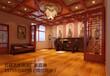 中式古建筑艺术彩绘吊顶厂家直销