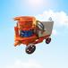 無錫水泥砂漿噴漿機工作原理,混凝土噴射機