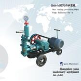 BW70-8机械泵砂浆泵隧道注浆塌方修复固结注浆生产厂家