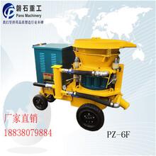 广东江门市河坡喷浆机煤安喷浆机信息图片
