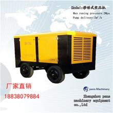 江苏扬州市河坡喷浆机煤安喷浆机哪家买图片