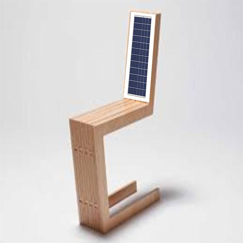 供应深圳园林景观多功能椅太阳能椅WIFI椅加热椅