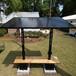 智慧太陽能椅-中賽創科技ZSC000001無線充電