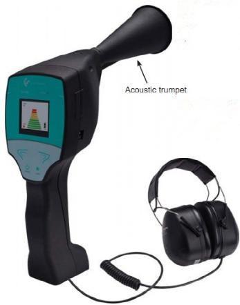 LD400压缩空气测漏仪