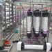 亮晶晶厂家双级反渗透水处理设备直销