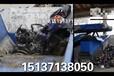 台湾大型废旧汽车破碎机图纸,中型废旧车辆破碎机多少钱箱体钢板厚
