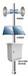 徐州藍芯電子室外型無線預警廣播、水庫泄洪無線預警廣播LXDZ-YQH-060