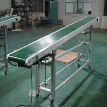 輸送線設備廠家帶式輸送機注塑機產品輸送線定制供應圖片