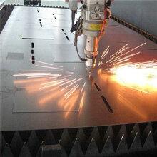 铝板激光切割钢板切割剪板折弯、刨槽冲孔、滚圆焊接等对外加工钣金、机箱机柜机架图片