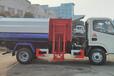 东风福瑞卡挂桶式垃圾车