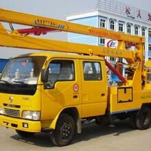 江淮12米高空作业车图片