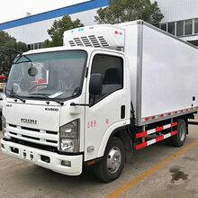 庆铃KV600冷藏车