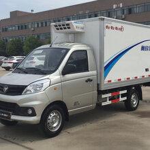 福田奥铃T3冷藏车(厢长3.1米)