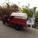 小區專用電動三輪灑水車新能源電動灑水車靜音環保小型1方灑水車