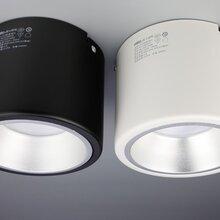雷士LED明装筒灯NLED91835M/9184M-9W/9185M-12W/9186M-15W/9188M-18W图片