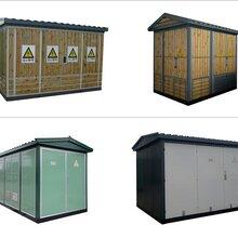 YBMYBP歐式箱變敷鋁鋅板、冷軋板、不銹鋼箱式變電站圖片
