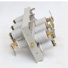 GN30螺旋式户内高压隔离开关旋转式高压隔离开关厂家直销图片