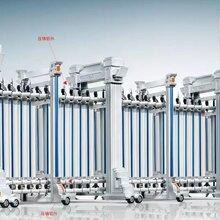 电动门伸缩门价格不锈钢电动伸缩门价格伸缩门每米价格伸缩门电机价格图片