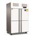 西安厨房工程西安制冷设备西安四门冰箱