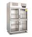 西安厨房工程西安制冷设备西安四门陈列柜