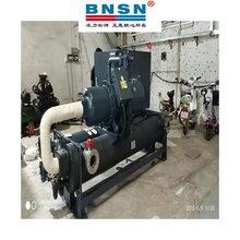 食品厂专用湖南冷冻机厂家热销80HP水冷螺杆式冷水机图片
