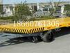 工業用尾板牽引平板拖車平板拖車價格物流設備廠家直銷