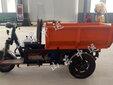 工程运输设备柴油自卸三轮车三轮车价格厂家直销图片
