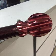 厂优游注册平台韵吉批发各种铝合金窗帘杆铝型材图片
