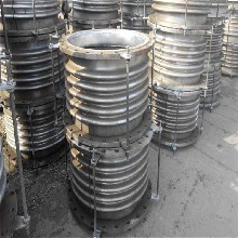 邯鄲廠家供應優質伸縮器、雙法蘭限位伸縮器規格齊全圖片