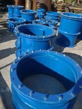 合肥不銹鋼防水套管生產廠家剛性防水套管的圖集標準做法圖片