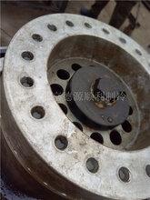 蘭州漢鐘壓縮機進水維修保養比澤爾中央空調電機燒毀維修圖片