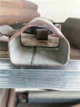 6080镀锌面包管厂家,扶手面包管生产厂家图片