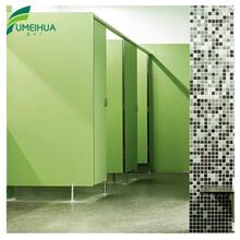 卫生间隔断板用什么材料好?图片