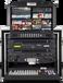 洋铭新MS-2850HD/SD8-12通道移动箱载演播室高标清兼容切换台