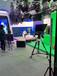 北京天影視通多通道虛擬摳像實地實施演播廳制作裝修