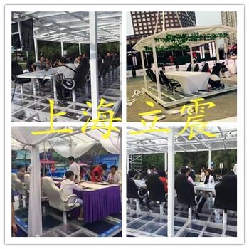 大商场暖场互动道具空中餐厅埃菲尔铁塔变形金刚出租出售图片1