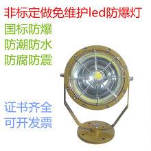 加油站LED防爆投光灯IIC化工厂防爆照明投光灯