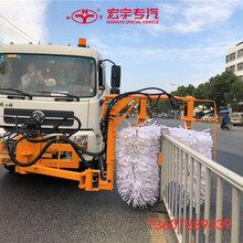国六东风天锦多功能洗扫车加装功能图片图片