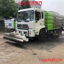 东风天锦洗扫车国六排放18吨多功能高压道路洗扫车加装功能图片图片